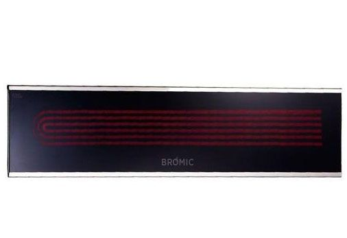 Bromic Heating BH0320003 Platinum Smart-Heat 33 Inch 2300W Electric Outdoor Patio Heater