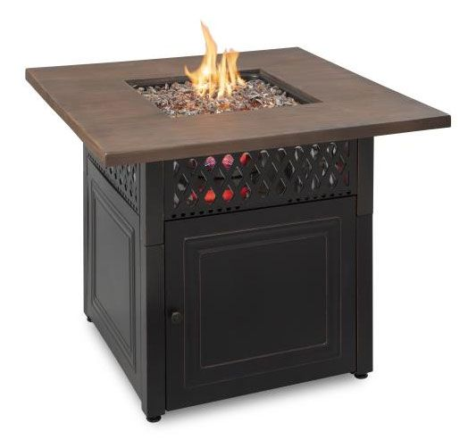 UniFlame GAD19102ES Donovan 38 Inch Fire Pit by Endless Summer