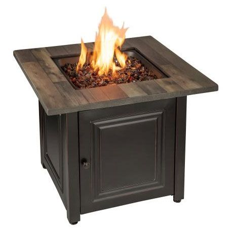 UniFlame GAD15285SP Burlington 30 Inch Fire Pit by Endless Summer