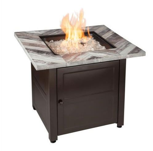 UniFlame GAD15287SP Duval 30 Inch Fire Pit by Endless Summer