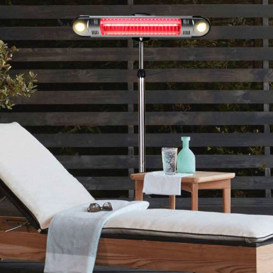 Lava Heat Italia Wall E Electric Patio Heater LHI-EL6R