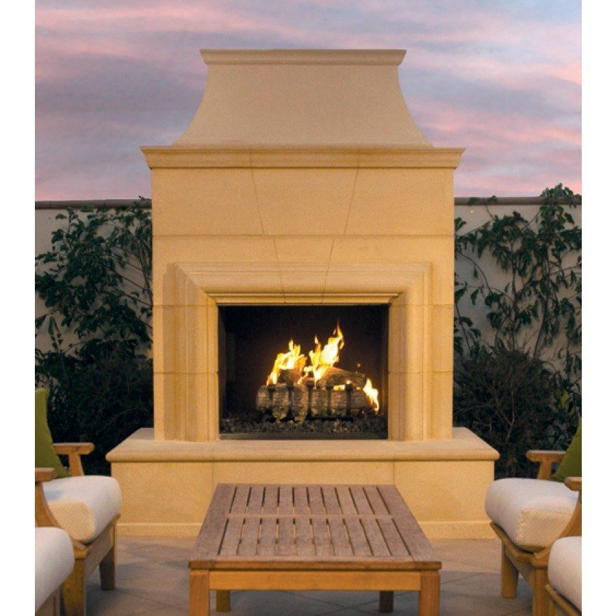Reduced Cordova Fireplace