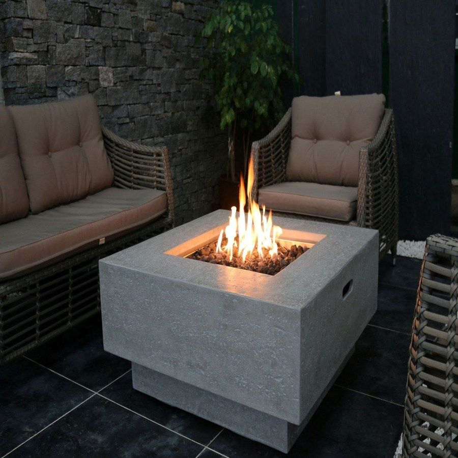 Manhattan Fire Pit Table