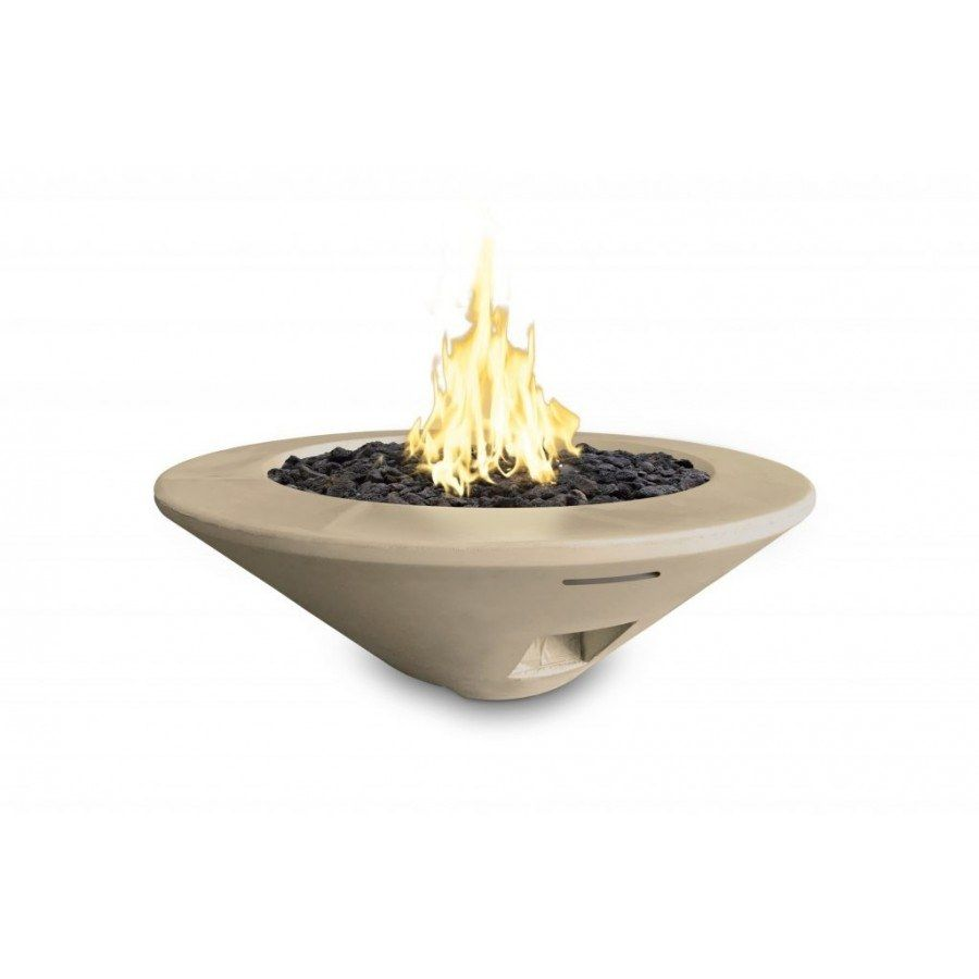 Cannes Round Cone Fire Bowl